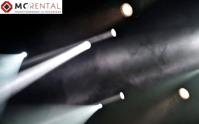 Alquiler Material Iluminación para Cine
